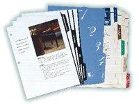 Custom Printed Index cards