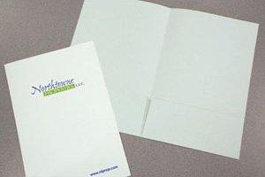 130 Spine - Legal Pocket Folders