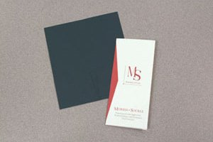 120 Two Pockets - Mini Pocket Folders