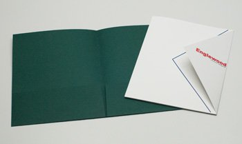 160 Presentation Folders