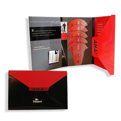 Multi Media Mailers custom printed
