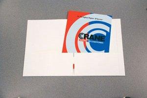 115 Single Right Pocket Folder