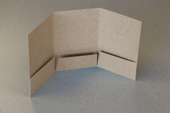 TP-135 Tri-Panel Folders