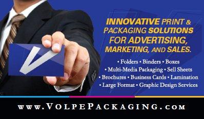 Volpe Packaging Branding