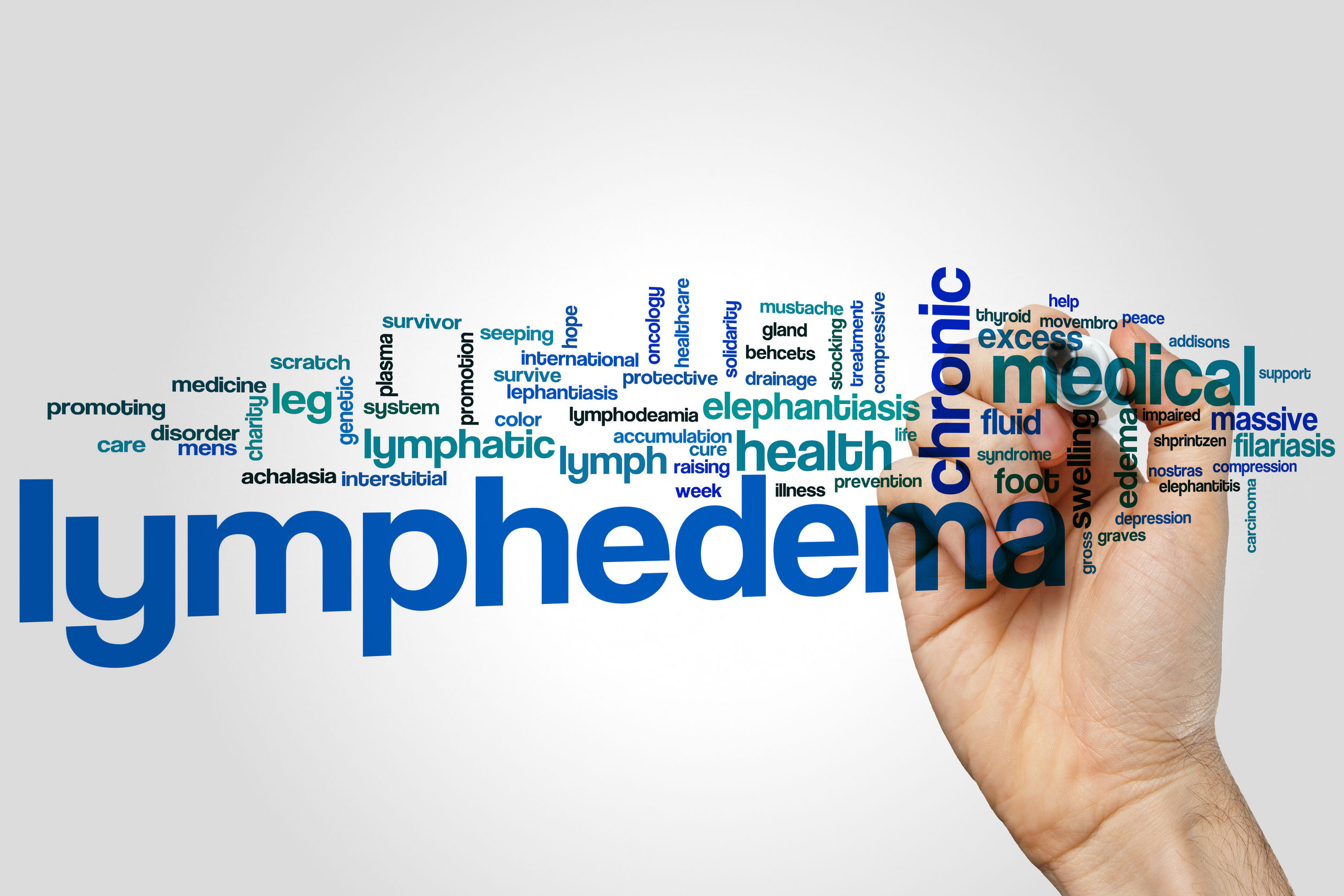 Common Symptoms of Lymphedema and How To Treat Them