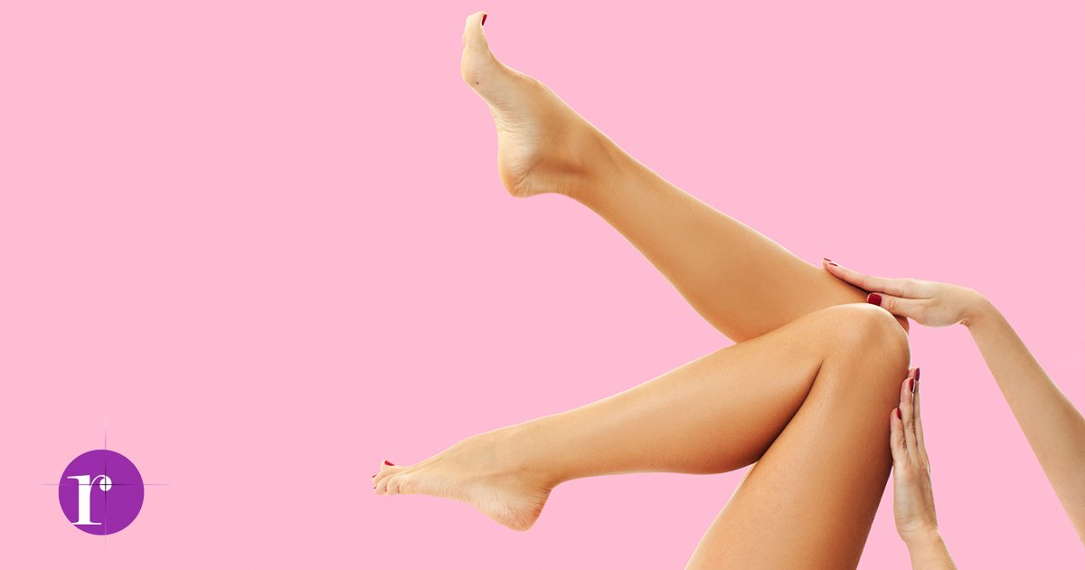 Fall in love with your legs, again!
