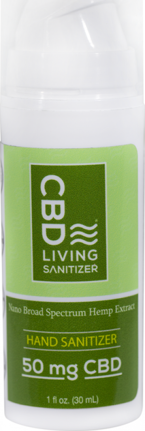 CBD Hand Sanitizer