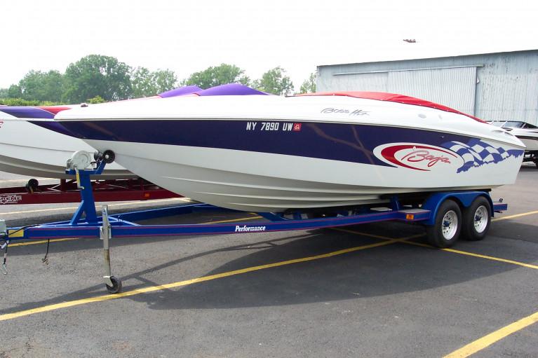 2001 BAJA 24 H2X