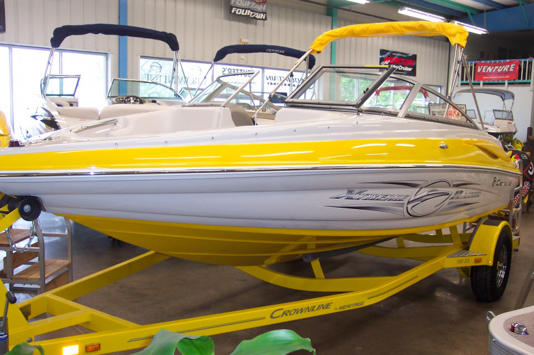 2011 CROWNLINE 195 SS