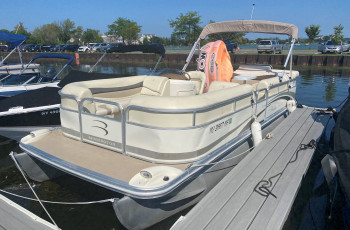 2005 COBALT 20' OPEN BOW W/ 5.0L ALPHA 260 HP MERC V8 I/O & CUSTOM TANDEM TRAILER