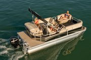 NEW 2014 BENNINGTON 20 SLX W/ YAMAHA F50 4-STROKE O/B