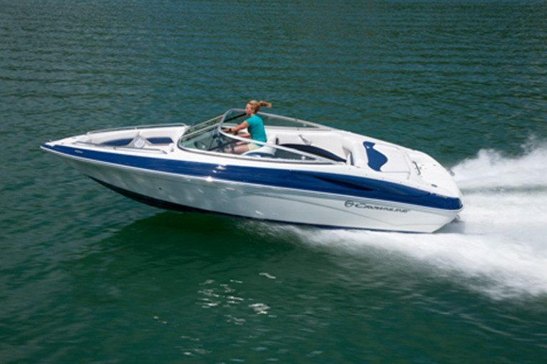 NEW 2016 CROWNLINE 21SS W/ 4.5L MPI 250 HP