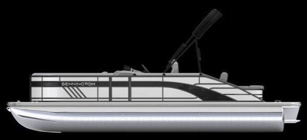 2021 BENNINGTON 23LSB W/ YAMAHA F250 VMAX 4-STROKE O/B