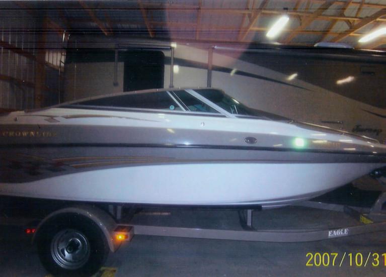1999 CROWNLINE 192 BR