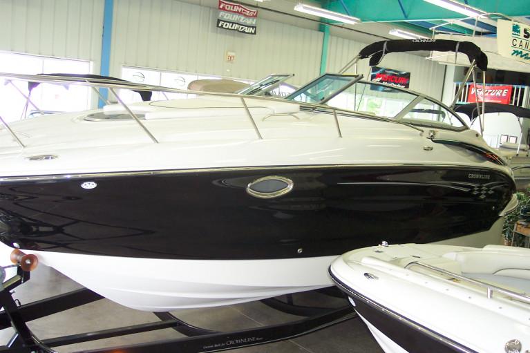 2008 CROWNLINE 250 CR