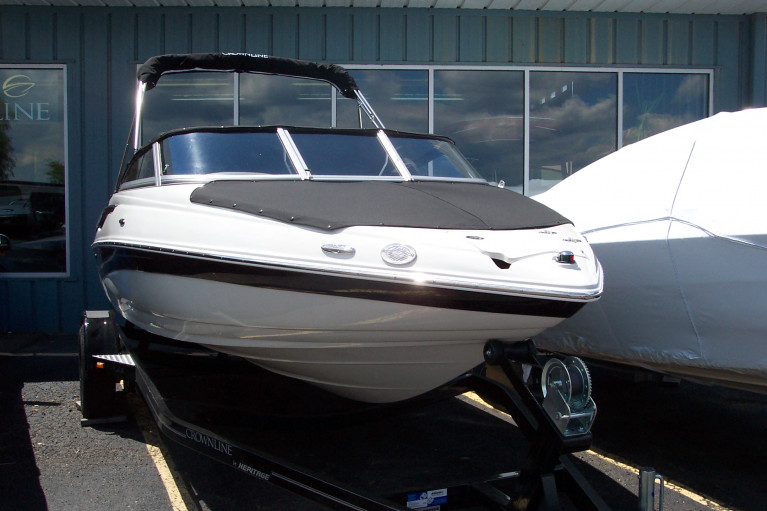 2008 CROWNLINE 19 SS