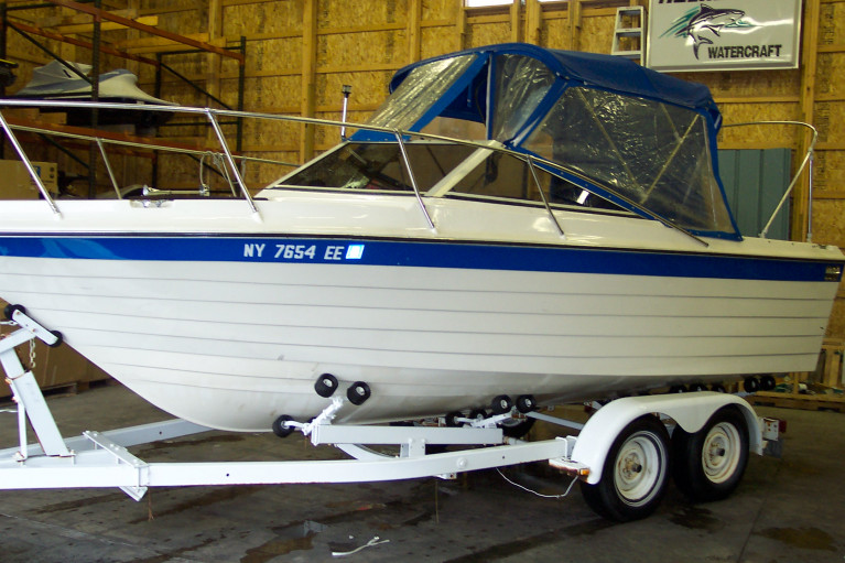 1984 PENN YAN 210 TOURNAMENT FISHER SERIES
