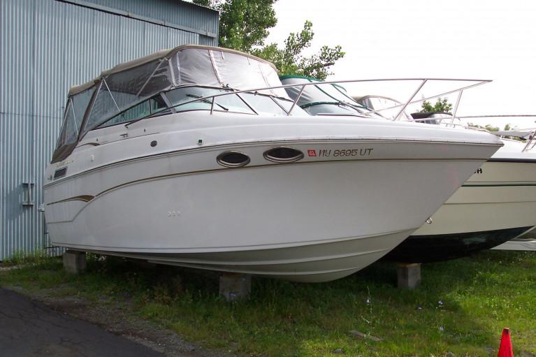 2002 CROWNLINE 248 CR