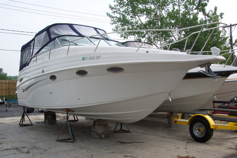 2003 CROWNLINE 290 CR
