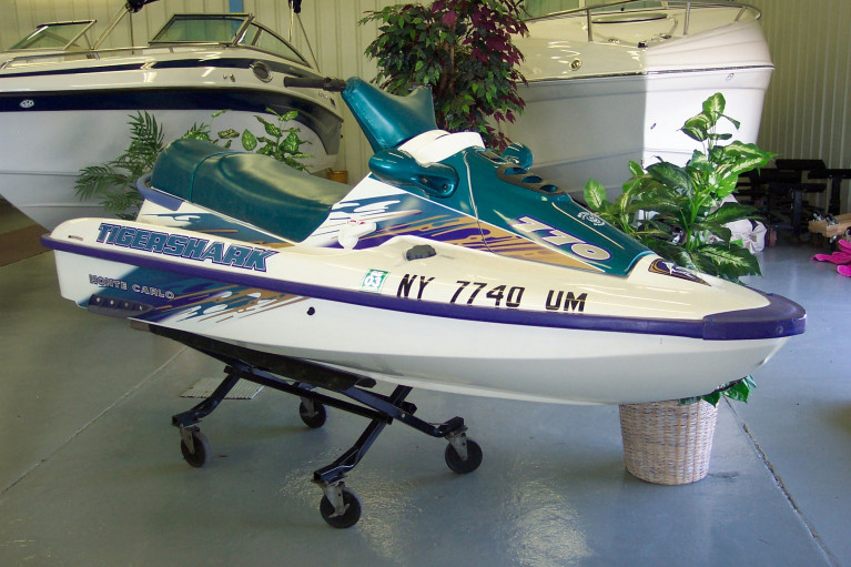 1996 TIGERSHARK MONTE CARLO 770