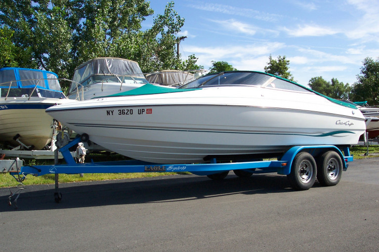 1997 CHRIS CRAFT 21 CONCEPT