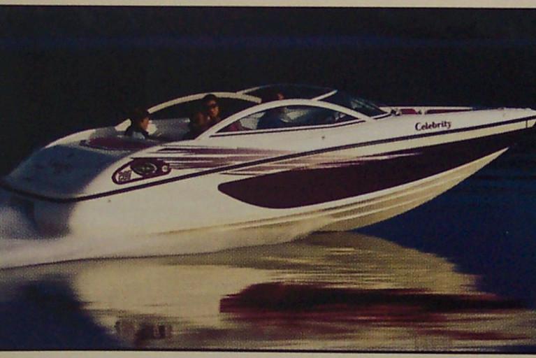 1997 CELEBRITY 200 BR
