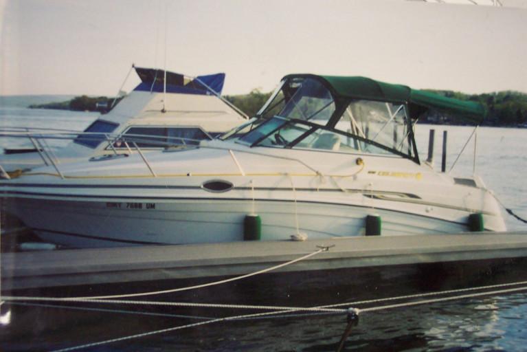 1996 CELEBRITY 265 SPORT CRUISER