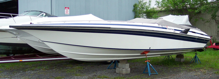1992 FOUNTAIN 35` LIGHTNING