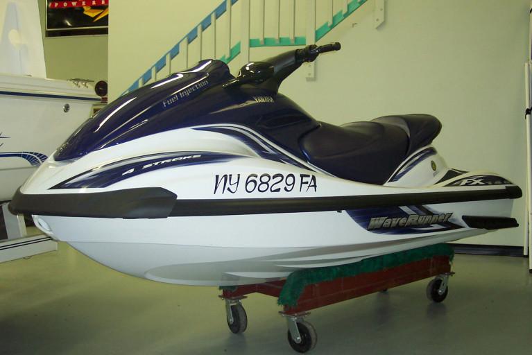 2003 YAMAHA FX 1000