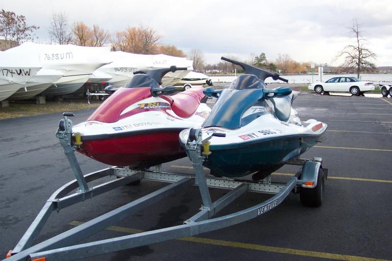 1999 / 1998 TIGERSHARKS TS 770L (BOTH)
