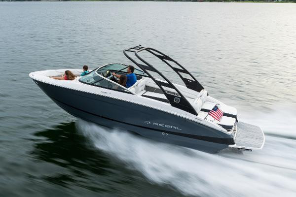 2021 REGAL LS4 W/ VOLVO V8 350 EVC DP CAT G5