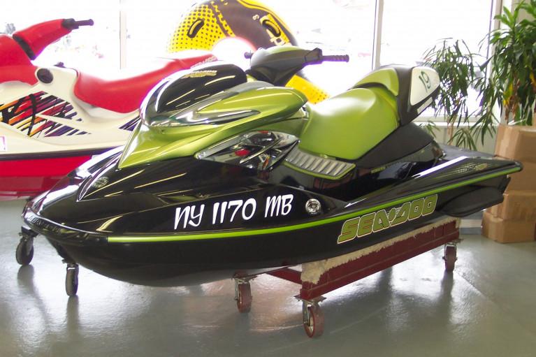 2004 SEA DOO 6115 RXP