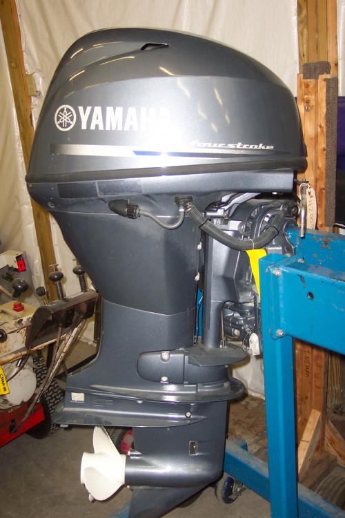 2014 YAMAHA F40LA 4-STROKE O/B