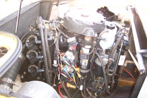 2002 SUGAR SAND JET BOAT W/ 240 HP MERC EFI & TRAILER