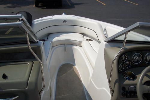 2008 CROWNLINE 19 SS W/ 4.3L MERC V6 I/O & CUSTOM TRAILER