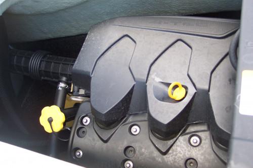 2012 SEA DOO GTX 155 W/ TRAILER
