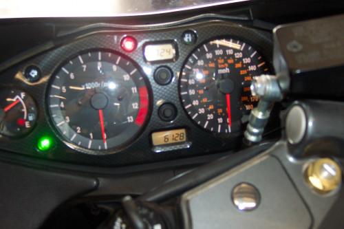 2007 SUZUKI HAYUBUSA BIKE W/ 6120 MILES
