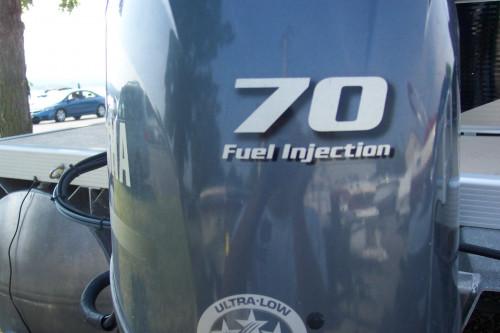 2012 BENNINGTON20 SLX PONTOON BOAT W/ F70 YAMAHA 4-STROKE O/B