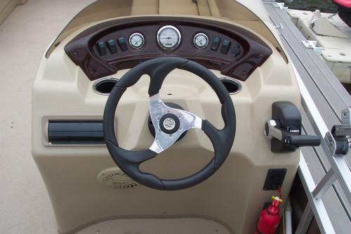 2011 BENNINGTON 22 SLI TRI-TOON PONTOON BOAT W/ F90 YAMAHA O/B