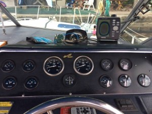 1990 SEA RAY AMBERJACK 270 CRUISER W/ TWIN MERC V8 I/O'S