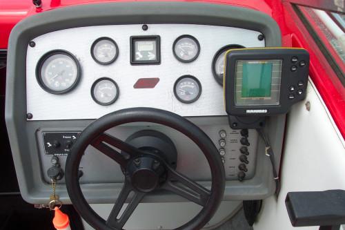 1991 STARCRAFT 2050 AVANZA CC CUDDY CABIN W/ 4.3L V6 VOLVO I/O & TRAILER