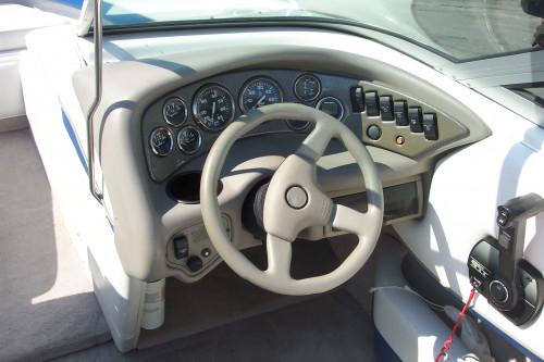 1999 CROWNLINE 225 BR W/ 5.7L EFI MERC V8 I/O