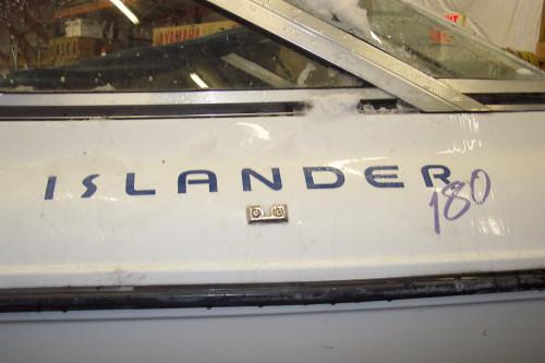 1995 BAJA 180 ISLANDER SPORT RUNABOUT W/ 3.0L LX MERC  I/O & TRAILER