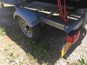 LOAD RITE PWC TRAILER IN EXCELLENT CONDITION!