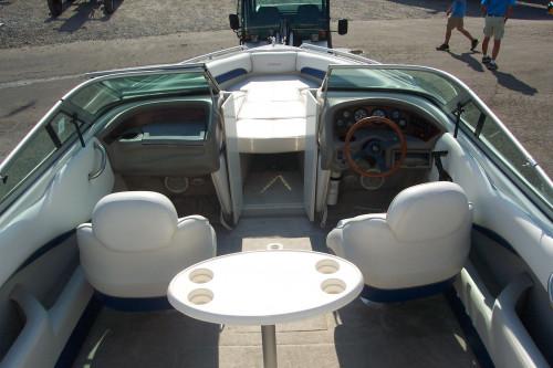 1999 CROWNLINE 225 BR W/ FRESH 5.7L MERC V8 I/O