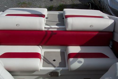 2013 CROWNLINE 215 SS OPEN BOW W/ 5.0L MPI V8 MERC I/O & TRAILER