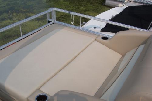 2012 BENNINGTON 22 SSL PONTOON BOAT W/ YAMAHA F 90 4-STROKE O/B