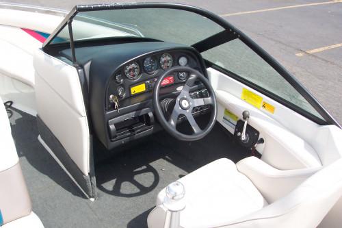 1995 MASTER CRAFT PROSTAR 205 SKI BOAT W/ INDMAR 5.0L EFI V8 I/B & TRAILER
