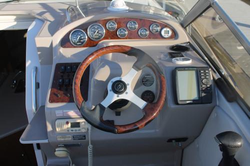 NEW 2016 CROWNLINE 264 CR W/ 350 MAG MPI BRAVO III I/O
