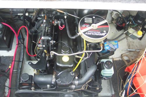 2001 NORDIC 2120 THUNDER W/ 3.0 L MERC I/O